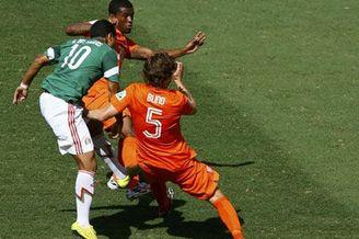 视频录播-世界杯1/8决赛 荷兰VS墨西哥上半场