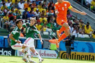 视频录播-世界杯1/8决赛 荷兰VS墨西哥下半场