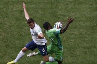 视频录播-世界杯1/8决赛 法国VS尼日利亚上半场
