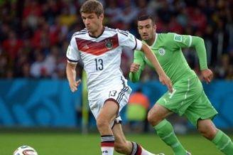 视频录播-世界杯1/8决赛 德国VS阿尔及利亚下