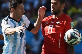 视频录播-世界杯1/8决赛 阿根廷VS瑞士下半场