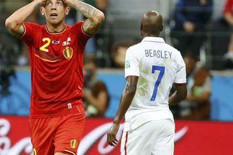 视频录播-世界杯1/8决赛 比利时VS美国上半场