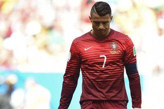 视频-C罗遗憾告别世界杯 梦想仍然继续