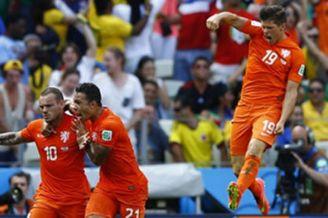 视频-世界杯第17日全进球 罗本造点&希腊补时扳平