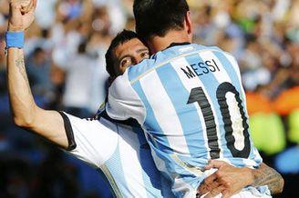 视频-世界杯第19日全进球 梅西助绝杀&小魔兽发威