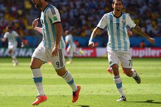 视频-世界杯第21日全进球 伊瓜因世界波&惊魂点球