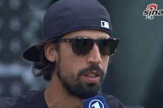 视频-赫迪拉采访遇策反 波尔蒂大吼:阿森纳!