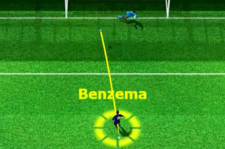 3D进球视频-博格巴禁区内遭侵犯 本泽马点球破门