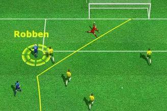 3D进球视频-罗本造半场奔袭神迹 致命一击破僵局