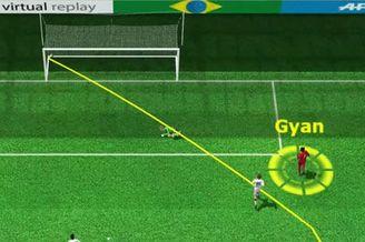3D进球视频-蒙塔里抢断送妙传 吉安反越位破门