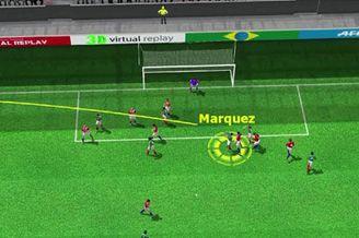 3D进球视频-墨西哥率先发难 马科斯头槌破门