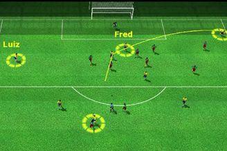 3D进球视频-鲁蓬蓬左路低空送炮 弗雷德头槌破空门