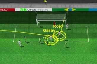 3D进球视频-迪玛利亚劲射被扑 罗霍禁区混战进球