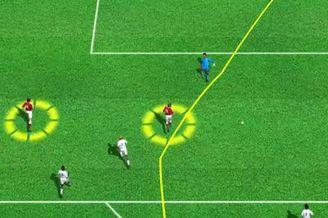 3D进球视频-德尔米奇反击中传球 沙奇里梅开二度