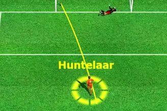3D进球视频-罗本补时造点 亨特拉尔顶巨压绝杀