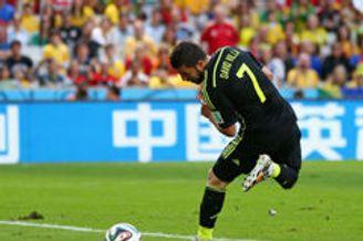 视频录播-世界杯B组末轮澳大利亚VS西班牙 上半场