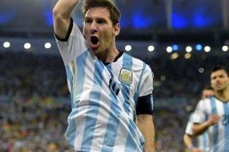 世界杯-梅西进球伊瓜因助攻 阿根廷2-1波黑开门红
