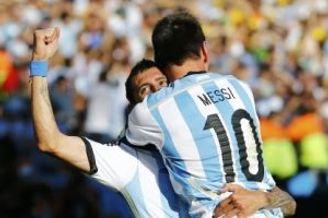 世界杯-梅西118分钟助天使绝杀 阿根廷胜瑞士晋级