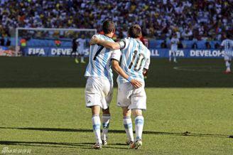 一脚踩下20年噩梦!这支阿根廷真神啦 夺冠定律附体?