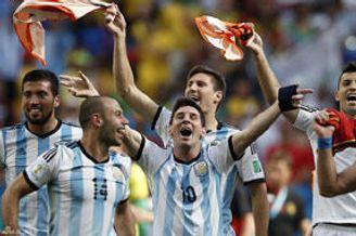 阿根廷你好意思吗?比德国得死 伪强队今年摘帽?