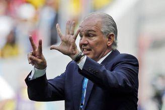 阿主帅:本届世界杯最佳一战 四强对手让上帝决定