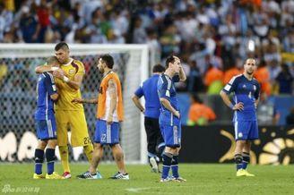 命啊!阿根廷再次魔咒重演 21年13届世界大赛无冠