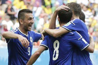世界杯-哲科头筹伊朗1-3负波黑垫底 亚洲三队出局
