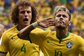 三大天神乱战世界杯 内马尔梅西争王 C罗已靠边站