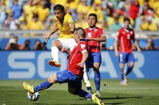 巴西队史最烂锋线!衰人人如其名 内马尔被累哭