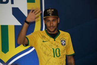 内马尔:巴西永远是巴西 永远是足球王国的球队