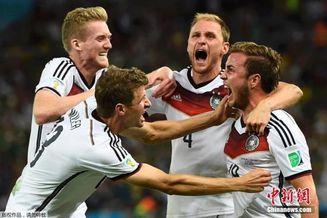 穆勒笑称世界杯夺冠感觉太美妙 无法用语言描述