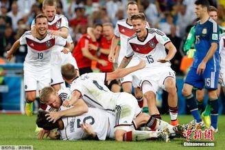 """德国夺冠打破最大""""魔咒"""" 欧风美雨重新洗牌"""