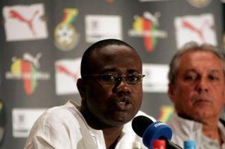 加纳足协斥造假媒体:有些人居心不良 不会影响球队