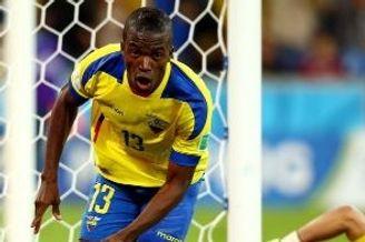 世界杯-前中甲射手破荒 洪都拉斯1-2不敌厄瓜多尔