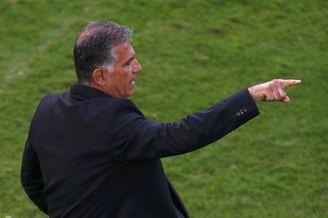 奎罗斯:0-0也能吸引人 伊朗太穷 球员理应被尊重