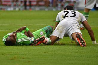 世界杯-首场平局诞生 伊朗平尼日利亚获亚洲第1分
