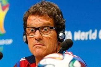 卡佩罗惊讶世界杯整体水平之高 希望意俄同进16强