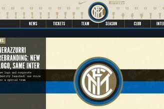 国米官方宣布启用新队徽 最大变化去掉冠军星(图)