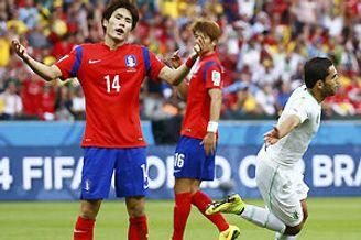 2轮0胜!亚洲造16年最差战绩 日韩悬了只能看伊朗