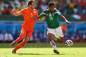 输荷兰又如何?墨西哥收获自己的梅西C罗 昂首离开!