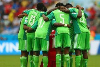 尼日利亚队因未收到16强奖金罢训 威胁不参加淘汰赛