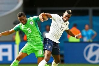 米克尔:吉鲁肘击应吃红牌 裁判从不站在尼日利亚一边