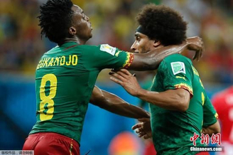 喀麦隆队卷入世界杯赌球风波 足协誓言彻查真相