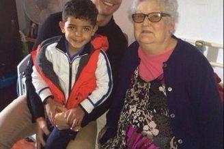 噩耗!C罗84岁奶奶去世 催泪发推:你永远在我心里