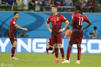C罗:为葡萄牙战斗到最后一分钟 葡萄牙出线需要运气