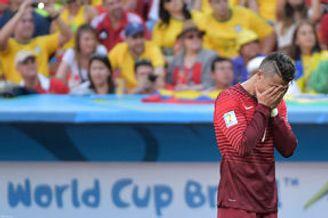C罗为何世界杯不如梅西 梅西学乖了 复制02年大罗?