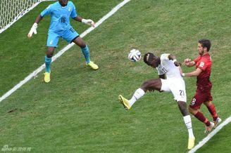 没想到啊!世界杯鬼影射手直追梅西内马尔 人见人躲