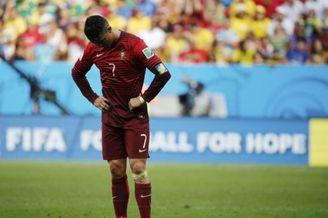 C罗:我们尽力了 葡萄牙本可以晋级但差临门一脚