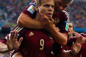 世界杯-阿尔及利亚1-1逼平俄罗斯 晋级将战德国
