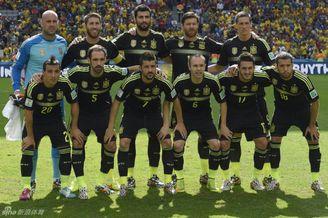 西班牙黄金一代落幕谁走谁留 斗牛军世界杯之后是啥样